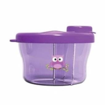 Baby Safe Milk Container / Tempat Susu Bayi - Ungu