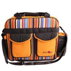 Baby Scots - Diapers Bag Baby 2 GO 09 - Orange