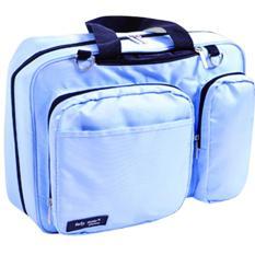 Baby Scots Platinum - Mommy Bag 18 - Biru