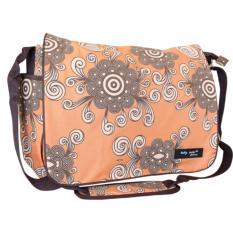 Baby Scots Platinum - Mommy Bag 40 - Orange