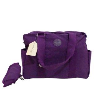 Baby Scots Platinum - Mommy Bag 59 - Ungu