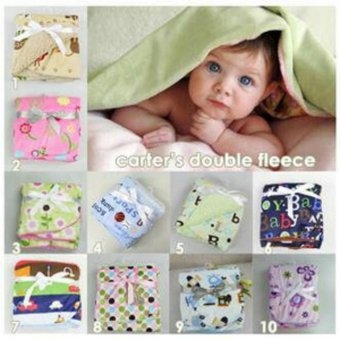 Baby Wang - Selimut Double Fleece