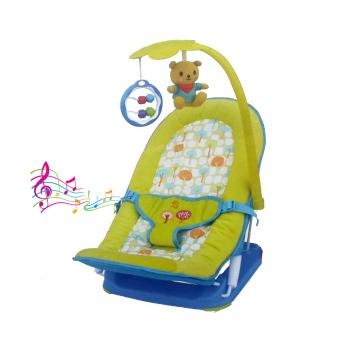Babyelle Fold Up Infant Seat With Melodies And Soothing Vibrations - Baby Elle Kursi Lipat Bayi · >>>>