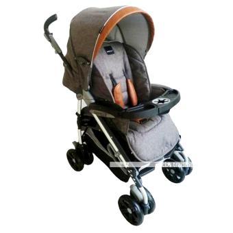 harga Babyelle New Polaris Stroller Single S-323 - Baby Elle Polaris Baby Stroller - Kereta Dorong Bayi - Abu-abu Lazada.co.id