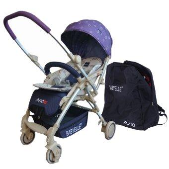 Babyelle Fold Up Infant Seat (Bouncher). Source · Babyelle Stroller S-928 New Avio RS With BagPack - Baby Elle -Kereta Dorong