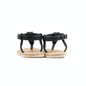 Bagikan : Tamagoo Baby and Kid... Sepatu Sendal Anak Tamagoo-Ellena Black Kids Sandal Shoes Murah - 3