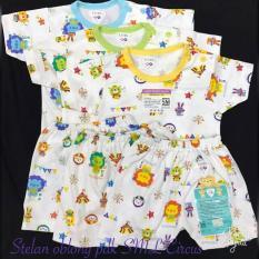 Baby Cowok Umur Source Harga Termurah Kaos Lengan Pendek Tee 5 In 1 Kancing Pundak Baju