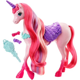 Barbie(R) Endless Hair Kingdom(TM) Unicorn