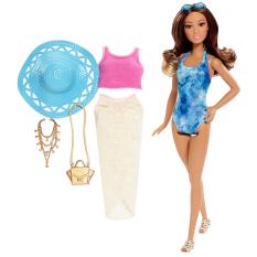 Barbie® Glam Vacation Doll - Trendy Tie-Dye