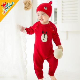 Bayi sweater baju monyet