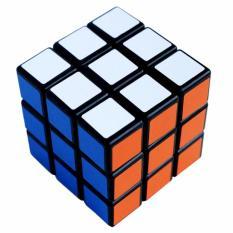 BB Mart  Rubik 3 x 3 Base Hitam New - Mainan Edukasi Rubik Kantong