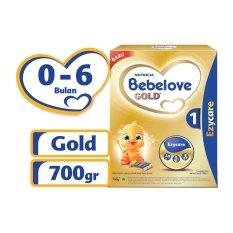 Bebelove Gold 1 Ezycare - 700gr Box
