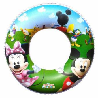 Bestway 91004 Ban Pelampung Mickey & Minnie Mouse (Original DIsney License)