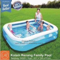 Bestway Kolam Renang Anak Family Pool 201cm 54005