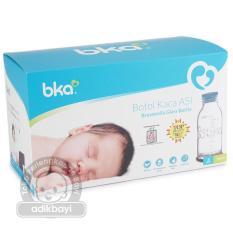BKA Botol kaca ASI - BBA007