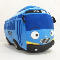 Boneka JUMBO Bus Tayo Rogi Lani Gani (Tayo Bus Plush Doll ) 50 cm