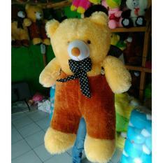 Boneka Teddy Bear Ukuran Jumbo (krem coklat )