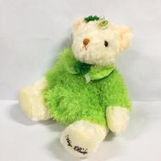 Boneka Teddy Bear Winter size S