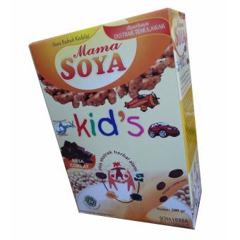 Coklat Kids Soya Cokelat - Khusus Alergi Susu Sapi - 1 Pcs - SusuAnak Bebas Alergi