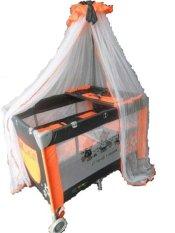 Creative Ranjang Bayi - Baby Box 808 Orange