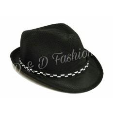 Topi Jerami Bergaya Musim Panas Topi Topi Fedora Hat Topi Panama Source · D & D