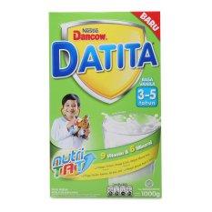 DANCOW DATITA Nutri TAT Vanila Susu Pertumbuhan 3-5 Tahun Box 1kg