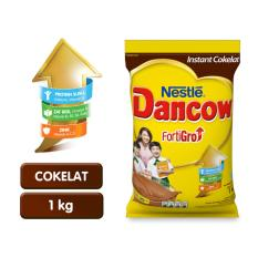 DANCOW FORTIGRO Instant Cokelat Pouch 1kg