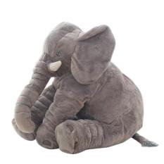 Diotem Gajah Gajah Doll Pillow Plush Toys IKEA-Grey-Intl