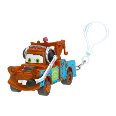 Disney Cars Meter Little Lights Keychains Cokelat