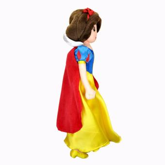 Disney Princess Original Boneka Putri ( Disney Plush Princess Snow White Doll ) 16 inch - 2