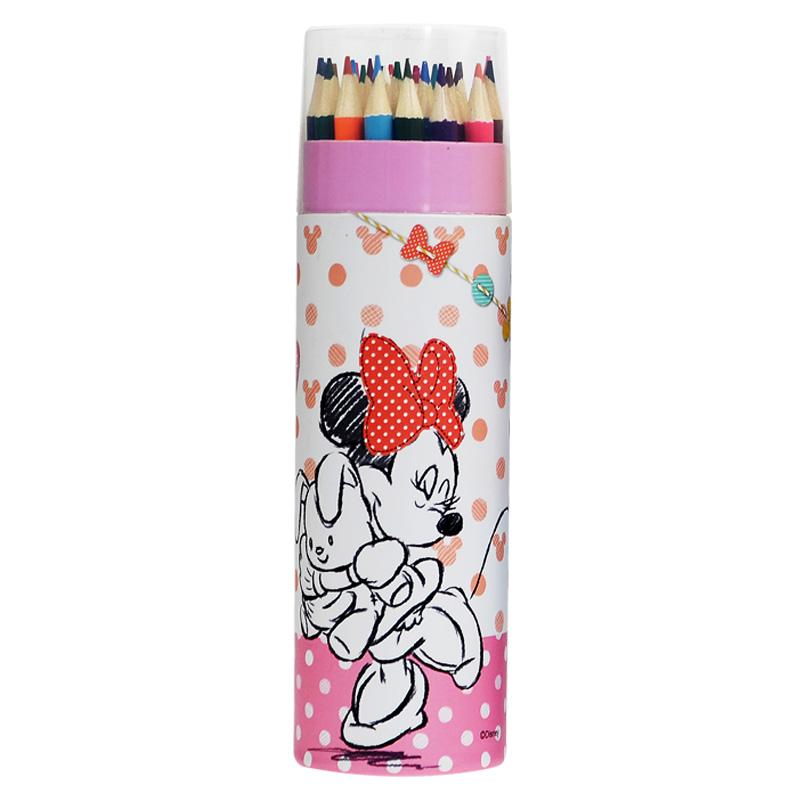 Disney warna kartrid lukisan pensil pensil warna