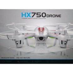 Drone Mini HX750 6 Channel Remote Control Quadcopter Headless Mode