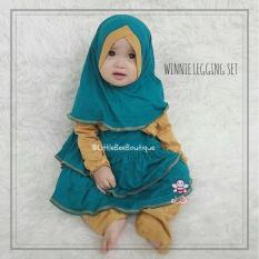 eLBi - Winnie Legging Set Baju Muslim Balita