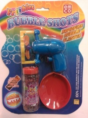 Emco Frooble Bubble Shot - Blue Gun