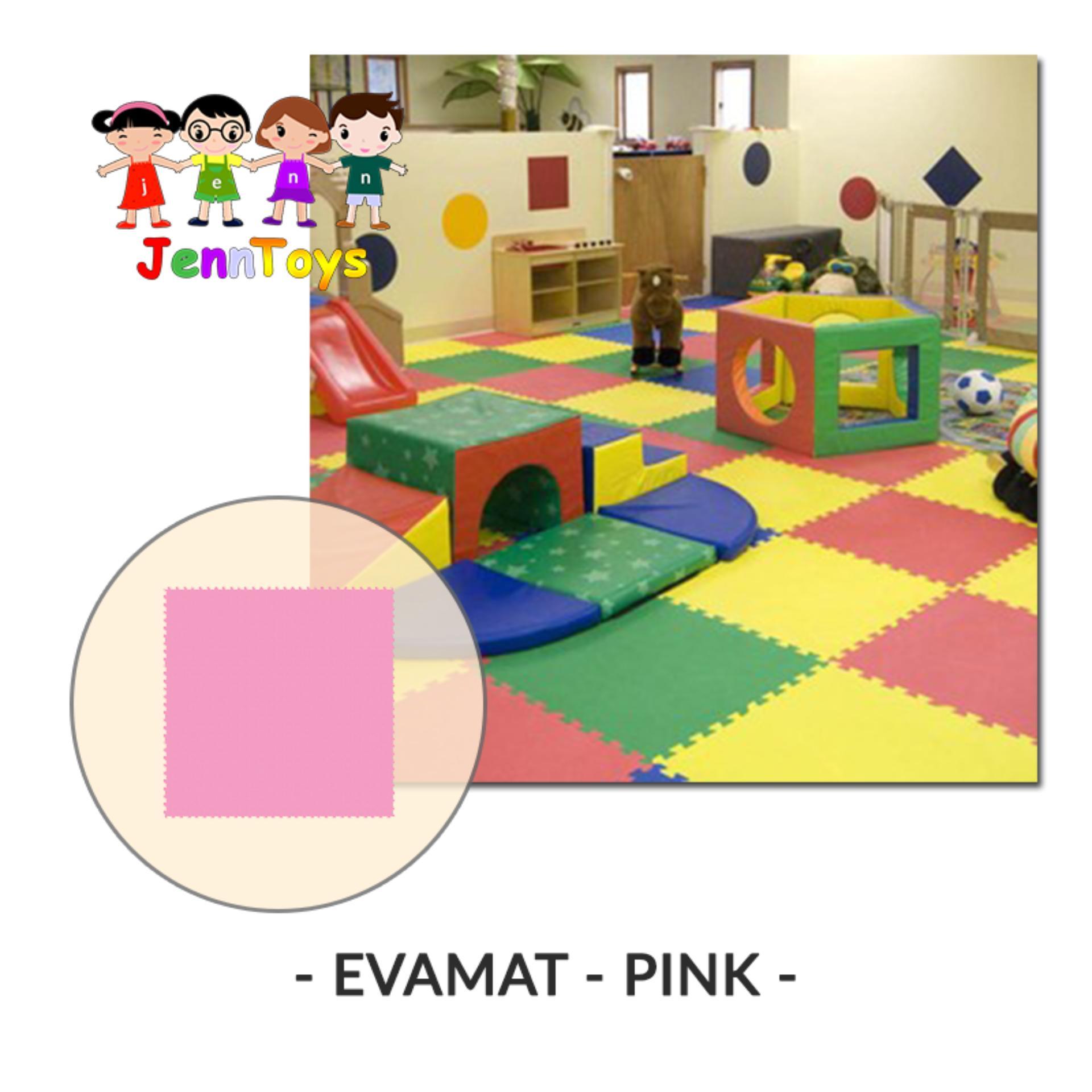 ... Evamat - Polos / Matras / Tikar / Karpet / Puzzle Alas LantaiEvamat - Pink ...