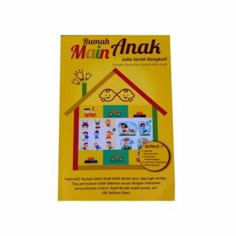 Family Buku Rumah Main Anak Jilid 1
