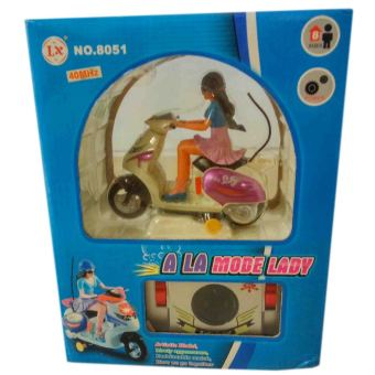 FG RC Motor Mode Lady - 3