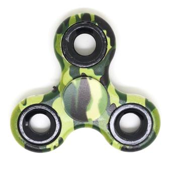 ... Mainan Tri-Spinner EDC Focus Games. Source · Harga baru Fidget Spinner Camouflage Camo Metal Hand Finger Toys for Focus Anxiety & Stress Relief