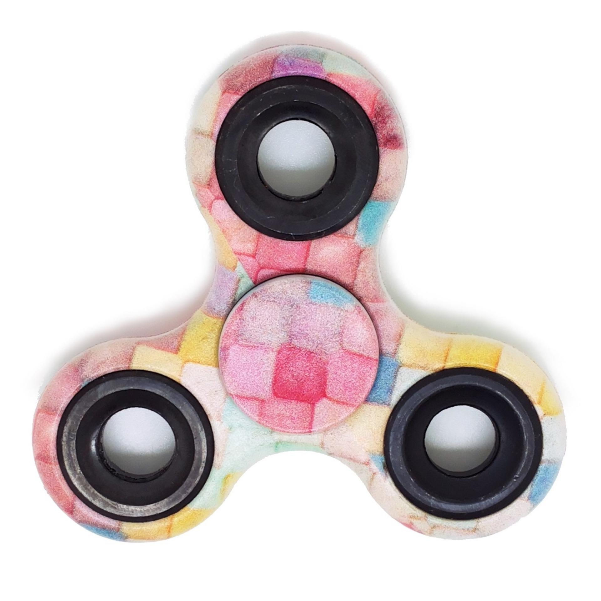 Fidget Spinner Glow In The Dark Toys Spiner Mainan Jari Putar Spec Multihomeware Led Camouflage Camo Metal Hand Finger For Focus Anxiety Stress Relief Edc Tri