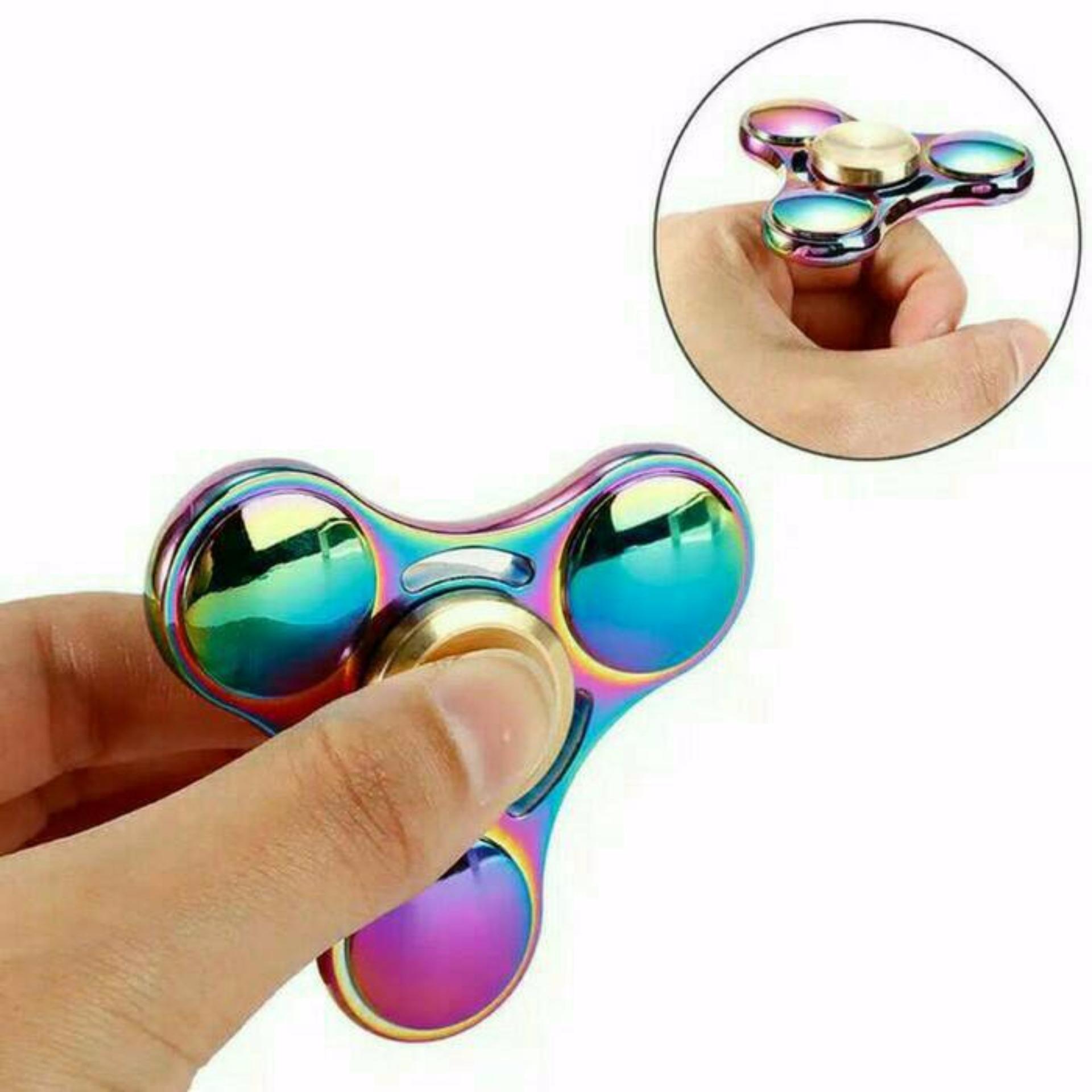 Toys Focus Games Mainan Spinner Source Happy Fidget Spinner Hand