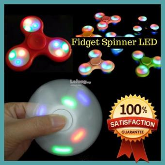 ... 7.000, Update. Lucky - Ceramic Fidget Spinner Hand Toys Focus Games / Mainan Spiner Tangan Penghilang ...