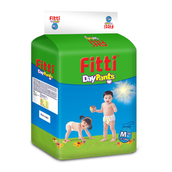 Fitti DayPants Mega Pack M 56 - isi 3