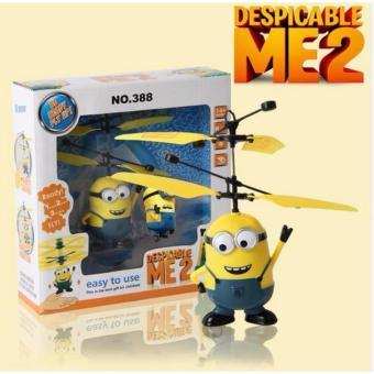 Jual Flying Toy Mainan Anak Terbang Karakter MINION sensor tangan ... f4b3339990