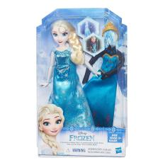 Frozen Fashion Change Doll Elsa