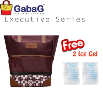 GabaG Cooler Bag Executive Series Ayumi (Free 2 Ice Gel)