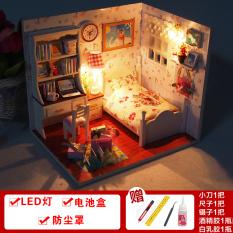Gadis Kecil Putri Room Rumah Boneka