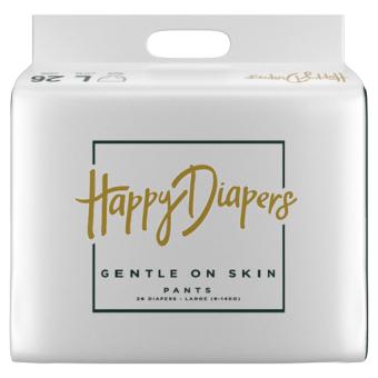 Detail Gambar Happy Diapers Pant Popok Bayi - I Deer You - Size L - 26