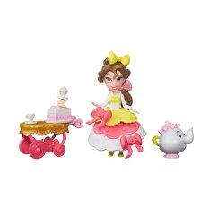 Hasbro Disney Princess Little Kingdom Belle's Teacart Treats - B5335