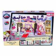 Hasbro Littlest Pets Shop - Set Backstage Style