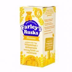 Heinz Farley's Rusks - Banana